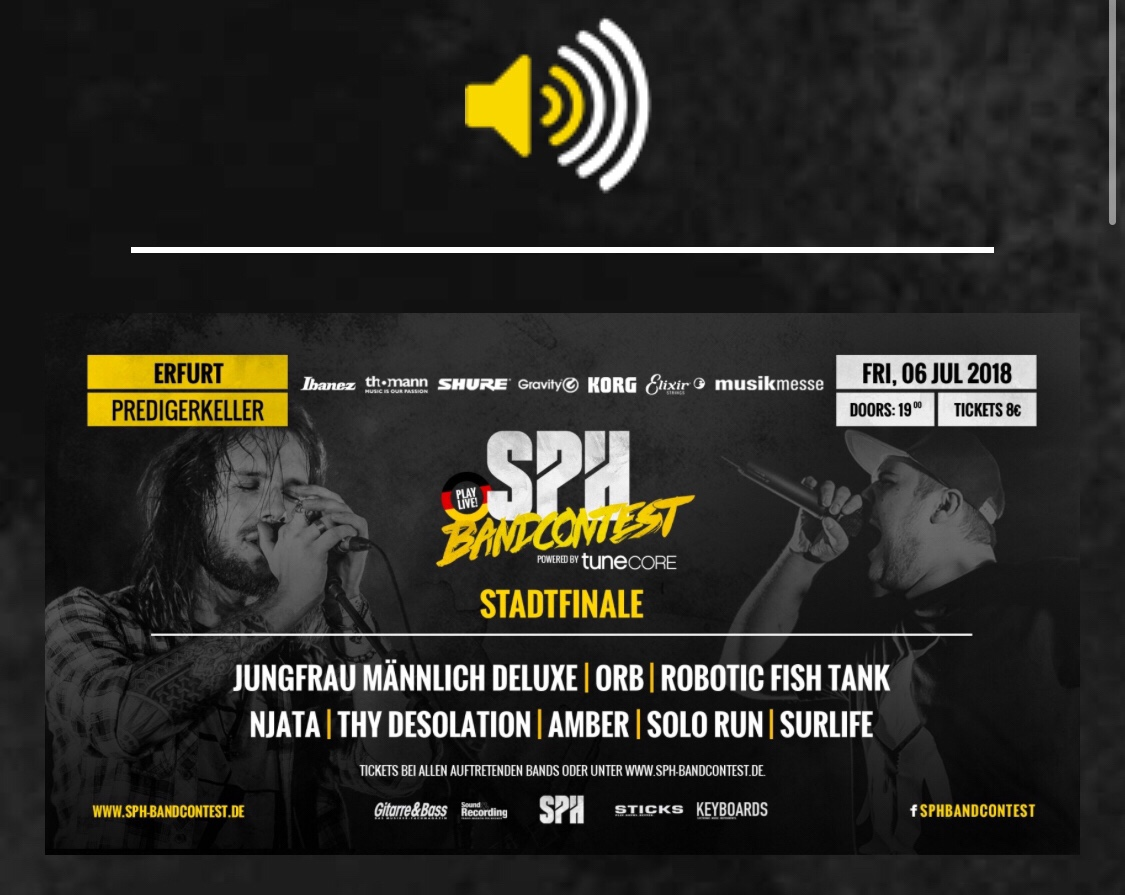 SPH Review: Stadtfinale 06.07.2018